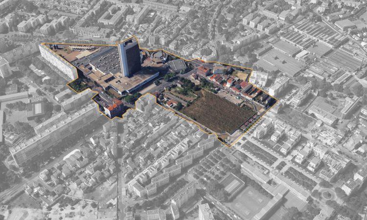 Etude de redynamisation commerciale et urbaine du centre ville