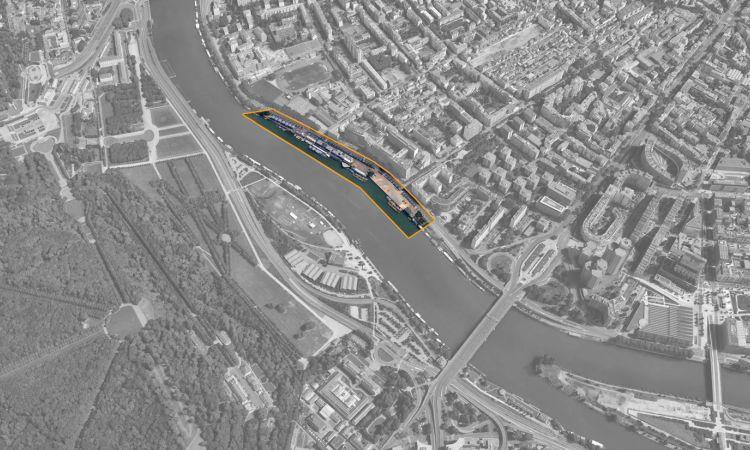 Etude pour le réaménagement du Port Legrand