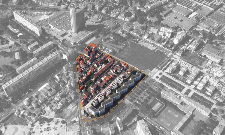 Etude urbaine sur l'îlot des Passages