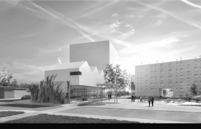 Renouvellement urbain - La Boissière