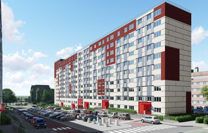 Requalification 343 logements