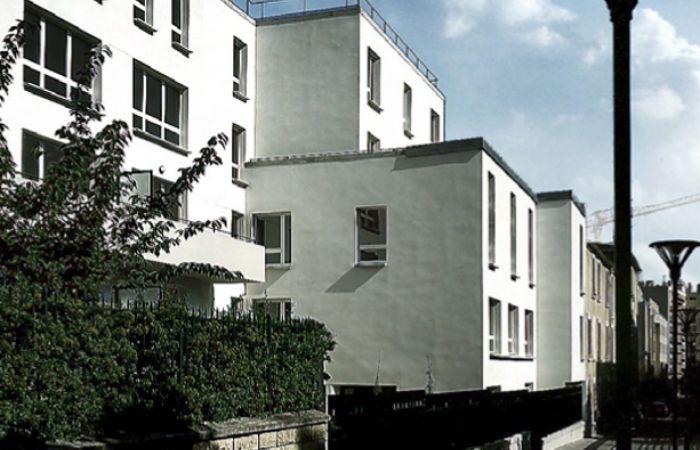 Rue des Haies